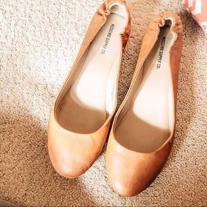 Mossimo Supply Co Brown Flats
